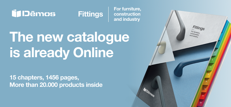 New catalogue of Furniture Fittings 2021