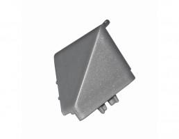 ROH VNĚJŠÍ 90° L20/p/74 tmavě šedá