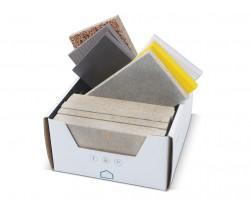 Vzorník krabička CETRIS Základní typy