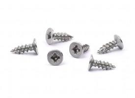 Screw for aluminum frames 3,5x12 stainless steel