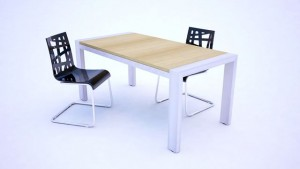 Order form for aluminum tables