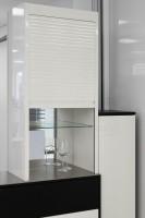 REHAU Rauvolet brilliant-line 600x1500 mm shiny white polish