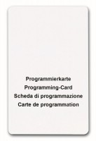 CON CHIP Programming card