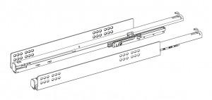 HETTICH 9237609 Quadro V6 520mm/30kg EB10,5 SiSy L