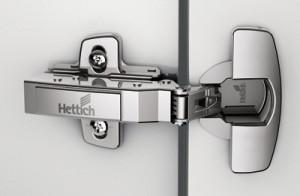 HETTICH 9094270 Sensys 8646I B12,5 TH52, naložený pro tenké dveře, SiSy