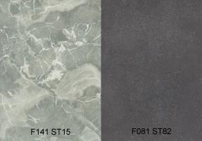 Zástěna F081 ST82/F141 ST15 4100/640/9,2