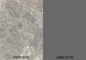Zástěna F076 ST9/U960 ST76 4100/640/9,2