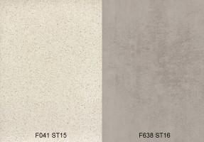Zástěna F041 ST15/F638 ST16 4100/640/9,2