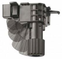 Fennel adjustable leg 90-160 mm, on screw