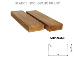 TERASY ThermoWood HRANOL SHP 26/68/4200