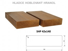 TERASY ThermoWood HRANOL SHP 42/140/3000