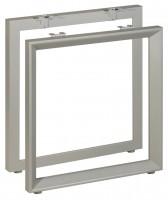 MILADESIGN Desk base Mobi-Q MQ5508-Z silver