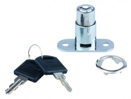 STRONG bayonet lock, chrome