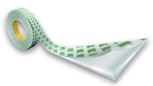 LEP 3M Tuplovací páska zelená 38mm x50m