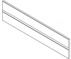 BLUM Z40L777A cross divider profile Antaro900 white