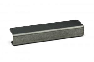 TULIP úchytka Linea 96/140 černá ocel
