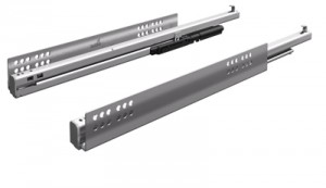 HETTICH 9102875 Quadro V6+ / 620mm / EB10,5 SiSy, L