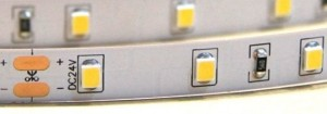 STRONG LED strip 12W/m (120) 24V neutral white