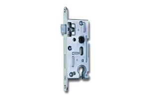 HOBES K 105 lock PZ 72/60 zinc white