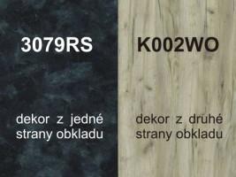 ZASTENA K002WO/3079RS 4100/640/10