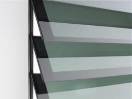 KES Climber white/black transparent, 900/650 mm