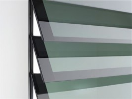 KES Climber white/black transparent, 600/780 mm