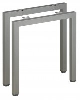 MILADESIGN Desk base Mobi-Q MQ7308 silver