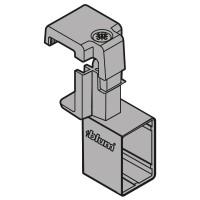 BLUM ZRU.01E0 ORGA-LINE cross gallery connector, for TANDEMBOX antaro grey