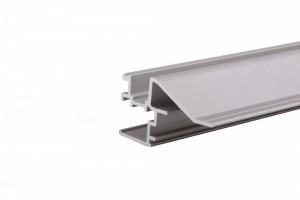 Vodicí lišta Frame-spodní díl, ALU 230L