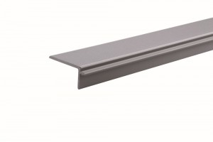 cover strip decor aluminum (plast)
