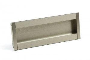 TULIP handle Cesaro 160 stainless steel imitation