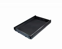 BBP OA drawer 515 mm metal black