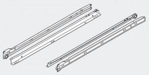BLUM 230M5000 partial extension 500mm R901 white