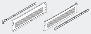 BLUM 320K5000C15 Metabox 118/500mm R901 white