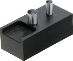 BLUM 65.1107 Stopper Space Corner, accessories for universal separate template