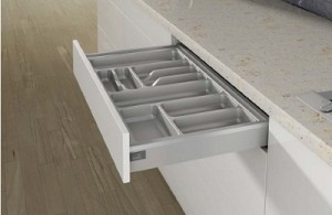 HETTICH 9194942/44943 Cutlery tray 1101-1150 silver