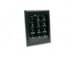 LEHMANN Electronic lock with keyboard M400 TA black