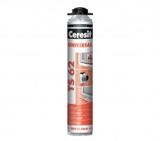 CERESIT TS62 PU PĚNA  PISTOL 750 ml